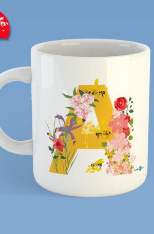 mug-ABC-A mug personnalisé illustration enfant